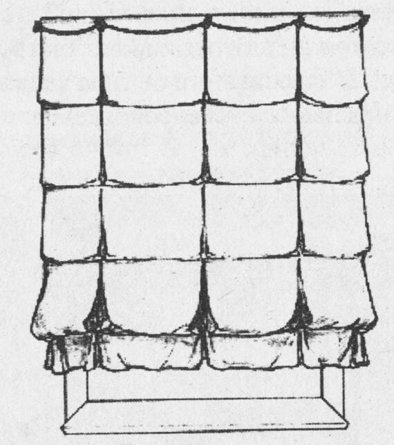 Лондонская штора