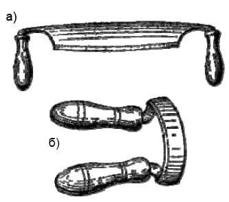 Струг прямой и кривой