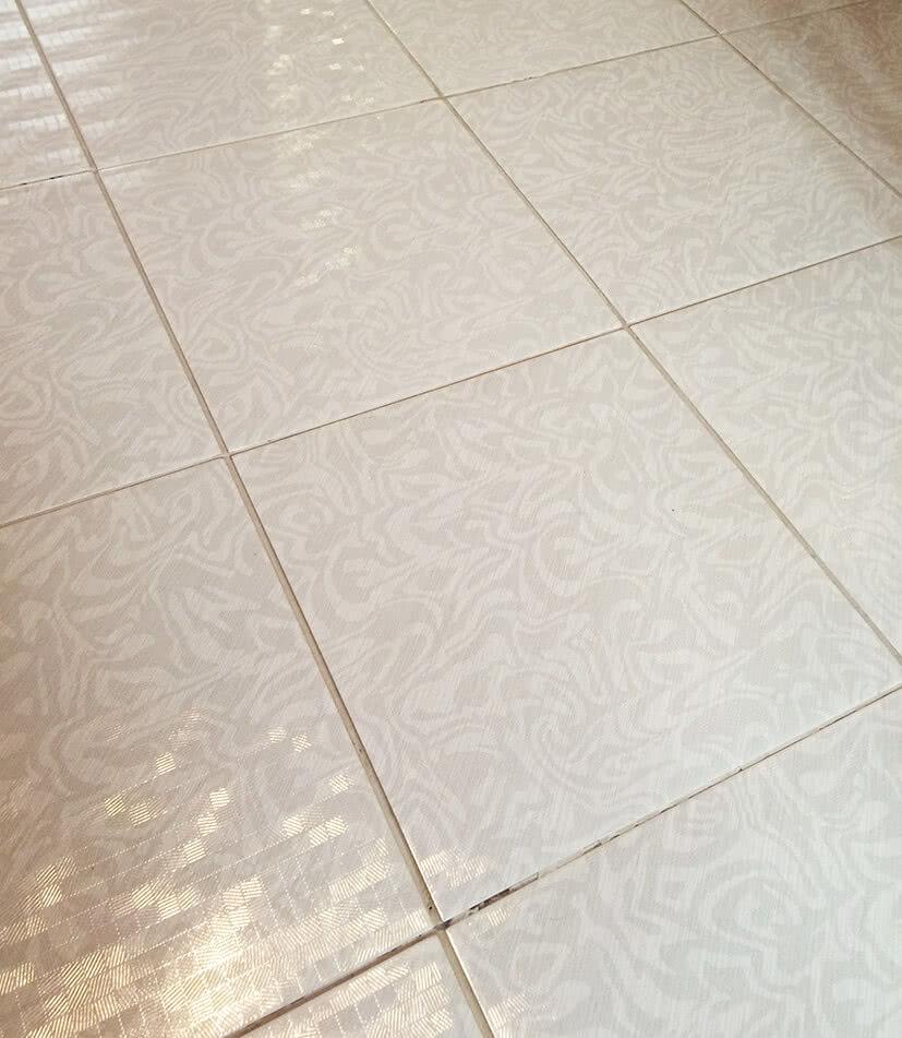 Облицовка полов керамической плиткой