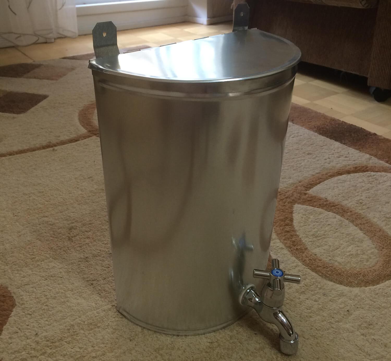 Рукомойник оцинкованный на 10 литров для дачи