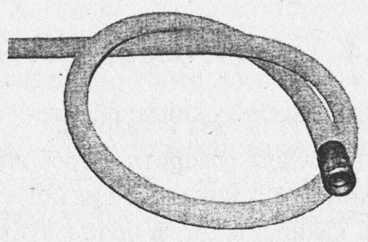 Резинотканевый рукав